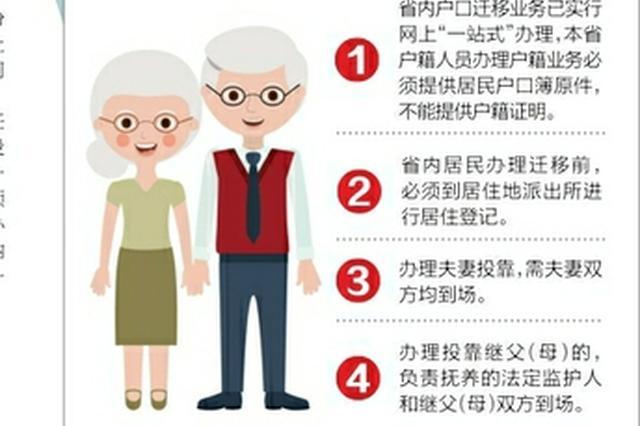 成都市户籍迁入政策解读:结婚入户 须同时具备3条件