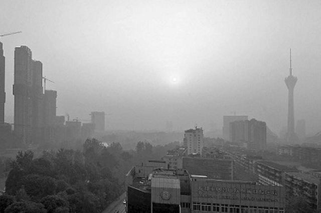 1月16-18日四川省区域性污染仍将持续