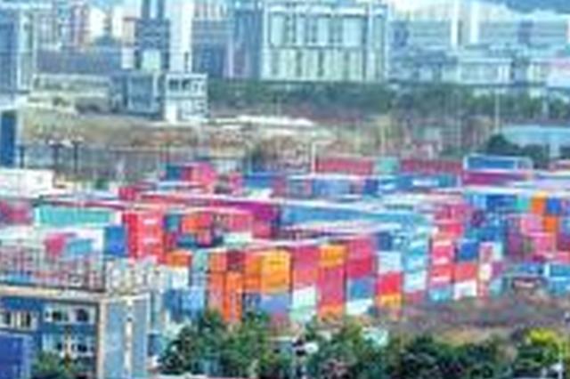四川外贸合同外资规模创新高 进出口额居中西部第2位