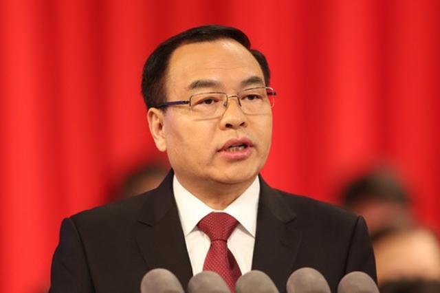 重庆选举产生新一届市人民政府领导班子 唐良智当选市长