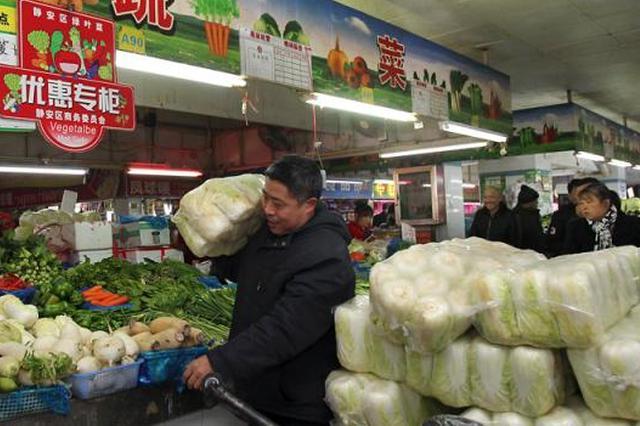 泸州发布商品品种价格监测数据 2018蔬菜价格或将回升