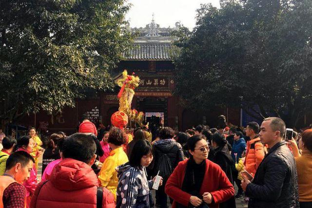 春节大假旅游小高峰到来 门票收入同比增长13.03%