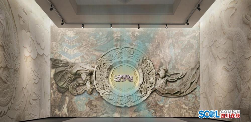 西南唯一 泸县宋代石刻博物馆即将开馆