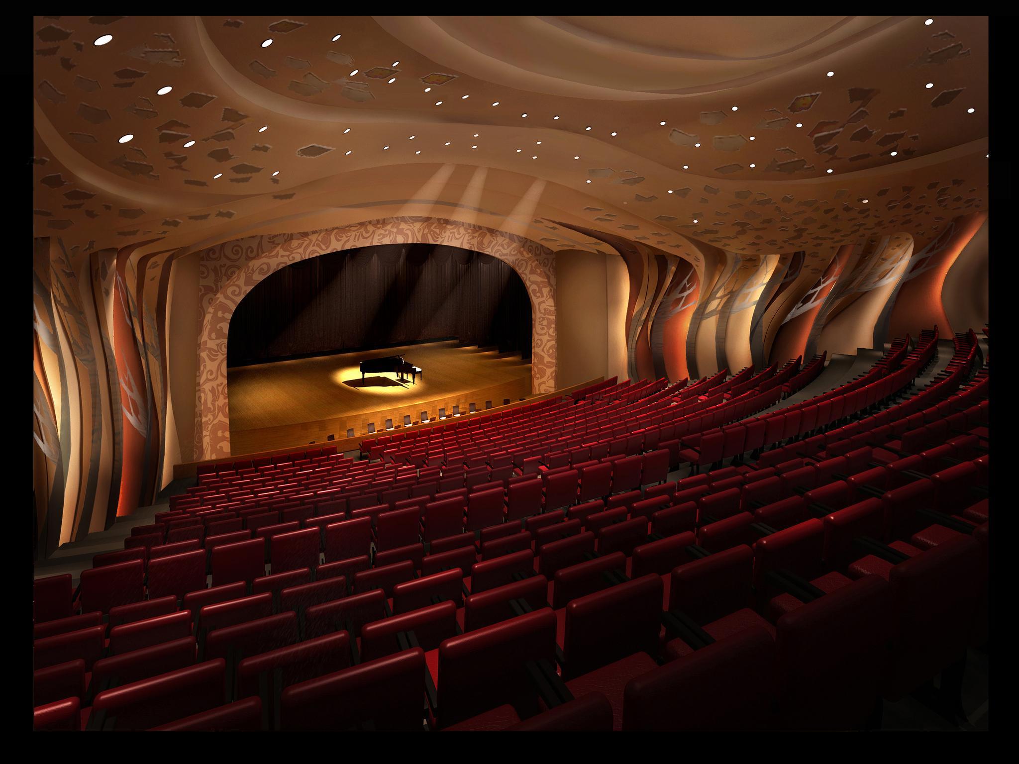 天府锦城打造城市核心功能区 人艺剧院预计2020年完工