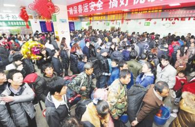 广安今年春运新增5条班线客运、重点线路增公交车