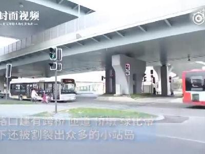 成都一路口装37个红绿灯 管理部门称事因路口交通复杂