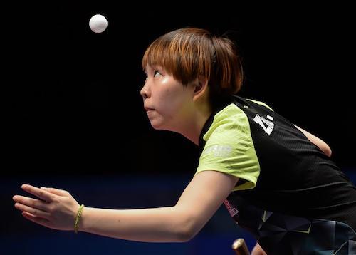 四川姑娘朱雨玲0比4不敌陈梦 国际乒联总决赛收获亚军