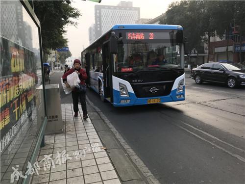 德阳多位市民反映坐电动公交头晕