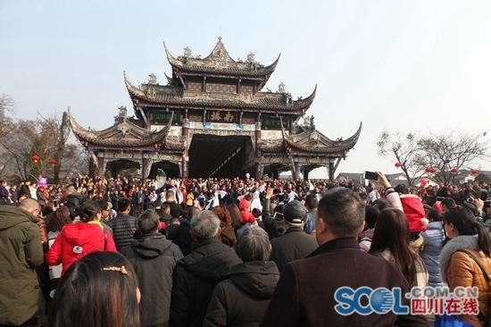 春节大假进入倒计时 四川旅游收入同比增长10.55%