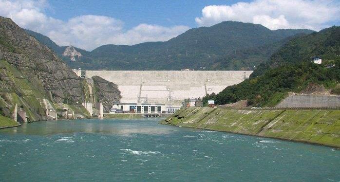 固增水电站正式开工 凉山州能源基地建设步伐加速