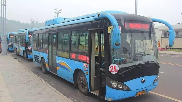 春节期间乐山城区公交运营时间有调整(附公交线路表)