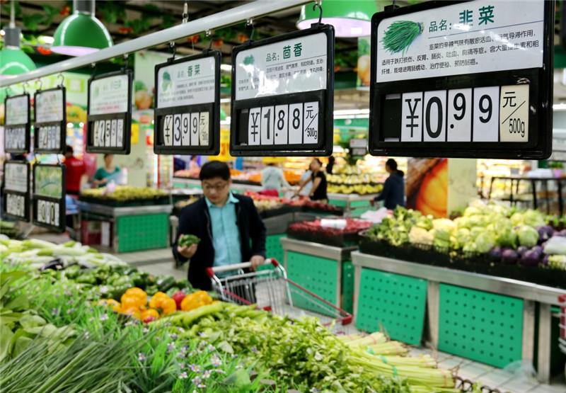 2017年四川CPI走势平稳 全年上涨1.4%