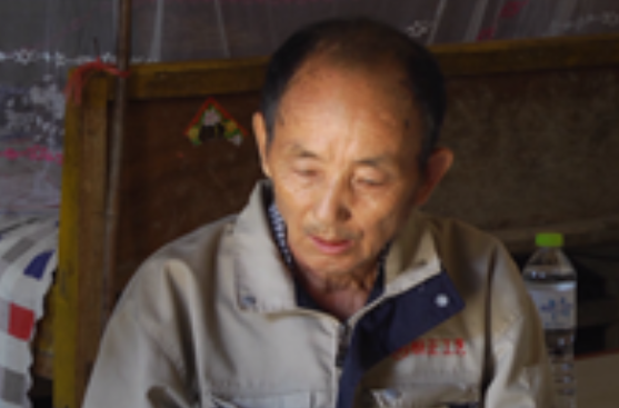 菏泽尹起贺的父亲送别儿子:如果你还活着 我还支持你干救援