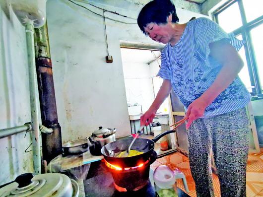 又见炊烟升起 积水退去的济南章丘皋西村开启新生活