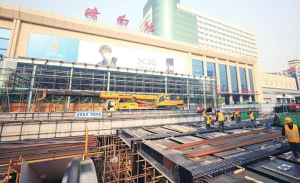 济南火车站要改造:拟新增1台1线
