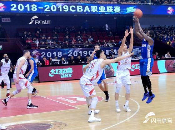 山东西王男篮主场101-103不敌江苏 遇季后赛开门黑