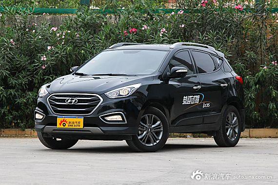 北京现代ix35最高优惠3.2万
