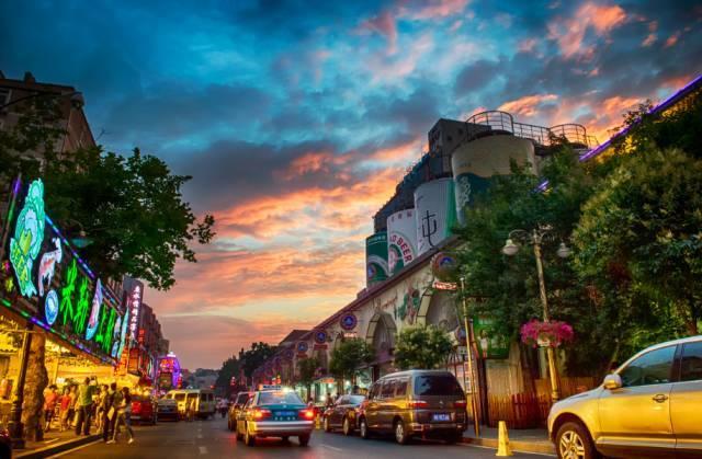 在青岛决不能错过这几条网红街道