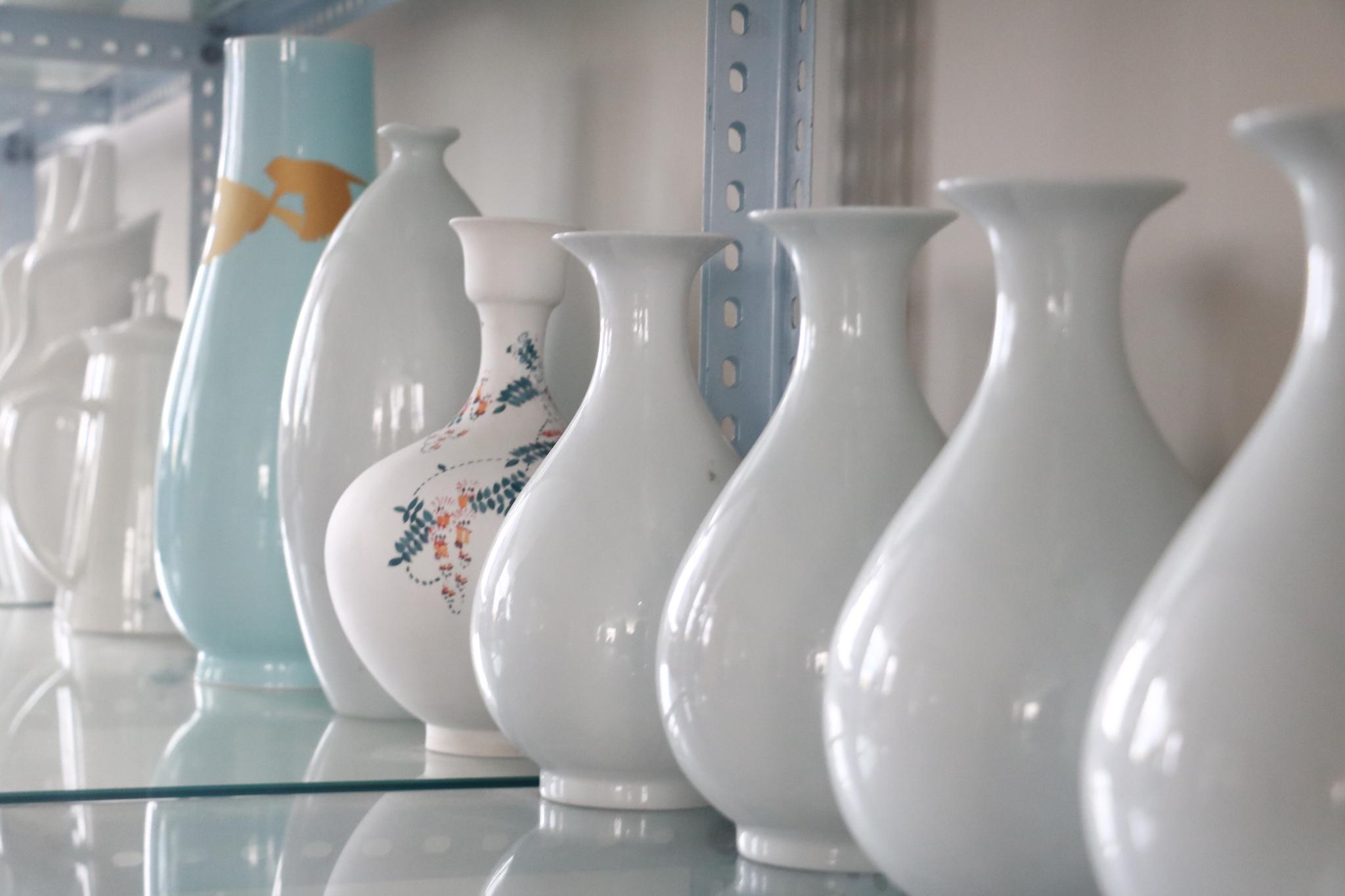 赏瓷、游园——感受山东首届文化惠民消费季