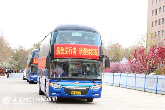 """【人民战""""疫""""】滨州市22名支援湖北医疗队员首批返滨"""