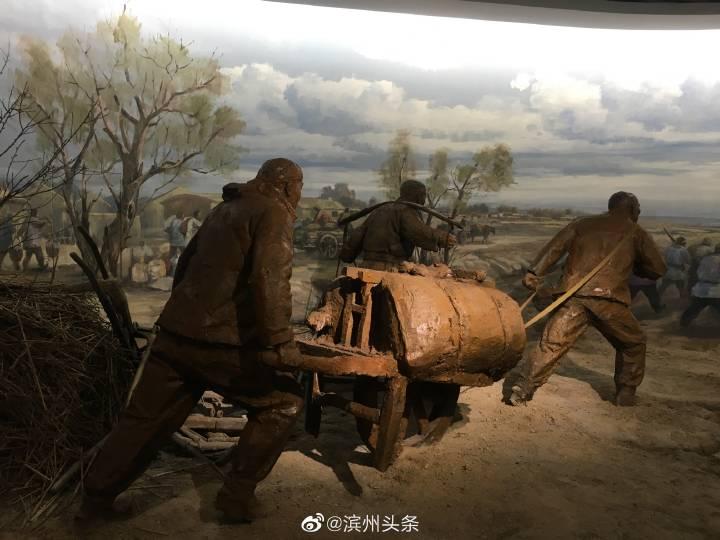 历史记忆:又见山东人民的小推车!