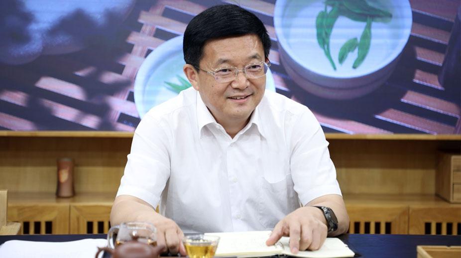 中共滨州市委书记、市人大常委会主任佘春明