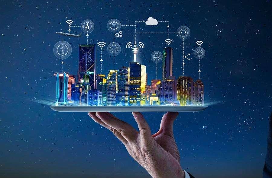 打造一个公共服务平台。开发了滨州新一代信息技术公共服务线上平台,为企业提供大数据、信息咨询等服务。