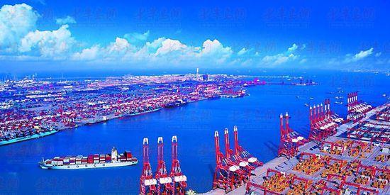 """投资八千亿发力海洋经济 山东要造一个""""北方湾"""""""