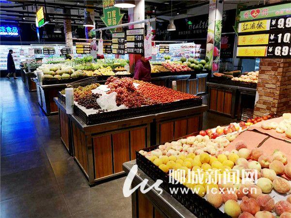 """水果价格普遍上涨 聊城市民直呼""""吃不起"""""""