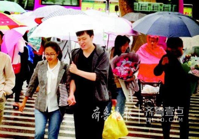 持续阴雨致济南最冷5月 气温比常年高 升温马上开启