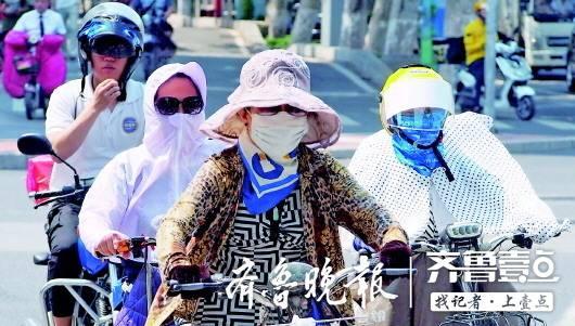 """""""加长版""""三伏天终于结束 今夏济南近5年最热 雨季6年来最晚"""