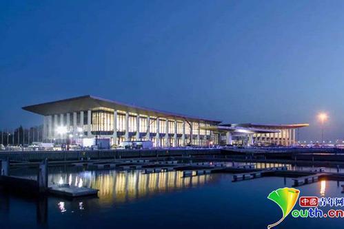 青岛国际会议中心对市民游客临时开放 奥帆中心景区拟下月起开