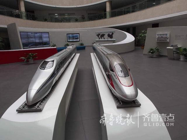 揭秘青岛正研制超高速列车