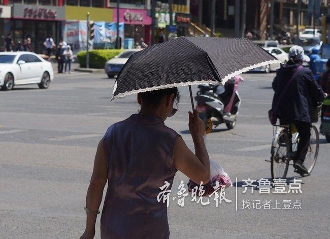 山东各地连发78个高温预警 今夏会不会很难熬