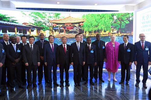 外交部举办山东全球推介活动