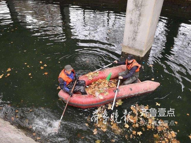 济南天桥治河:垃圾不入小清河是底线目标