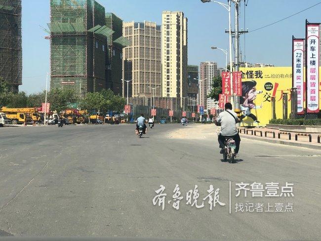 电动车新规实行10个月 菏泽主城区难见超标电三轮