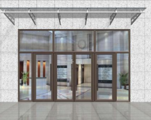 玻璃门太透明顾客不小心撞伤 酒店是否承担责任