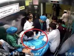 最美托举 济南医生12分钟托举 救回新生儿一命