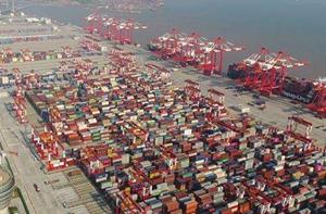 """前4个月山东省对""""一带一路""""沿线国家进出口增长15.6%"""