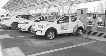 """济南去年挂牌6000新能源车 近半是""""洗澡车"""""""