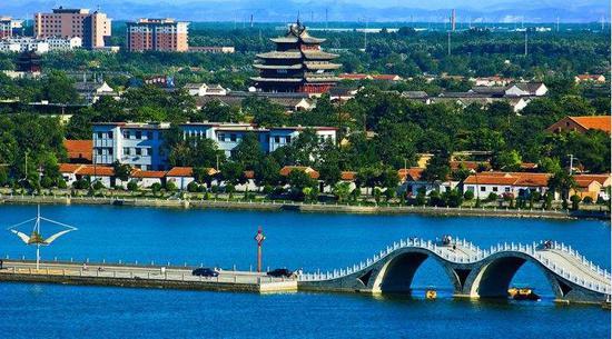 这座江北小城,还要安逸多久?