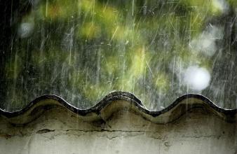 终于凉快了 今明两天 全省多地有雨