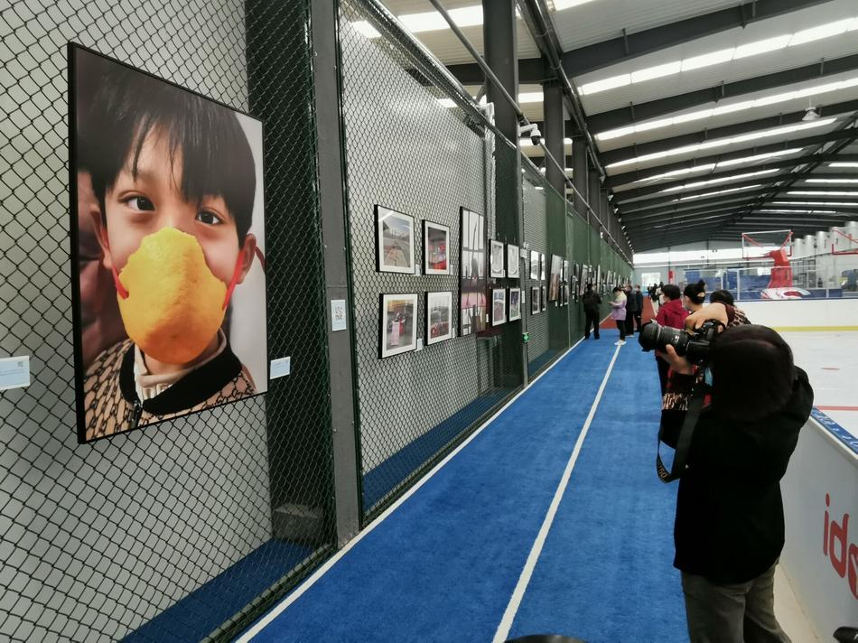 泰山体育博物馆永久收藏100张抗疫生活照片
