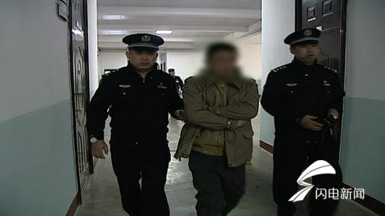 55岁了还啃老 济南一男子校园内多次盗窃被抓