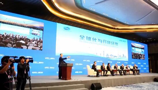 谭旭光对中国经济增速有信心 和罗兰贝格打赌一亿欧元