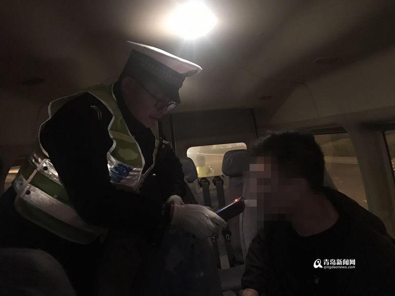 父母姓名说不上来 使用假证酒司机被拘20天罚4000元