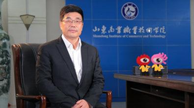 专访商职院党委书记马广水