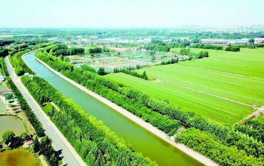 黄河长江趵突泉 牵手汇入小清河