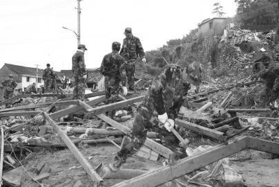 山东全省各级各部门全力支持灾后建设